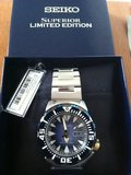 Seiko Monster SRP461K1 Limited Edition_